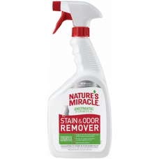 8in1 Nature`s Miracle Cat Stain & Odor Remover Spray