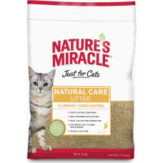 8in1 Nature`s Miracle Just For Cats Natural Care Litter 4,5 кг (10 л)