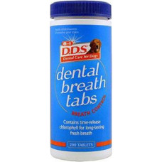 8in1 Dental Breath Tabs 200 таблеток