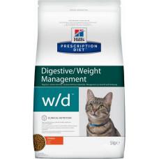 Hill's Prescription Diet Feline Digestive/Weight Management w/d Chicken