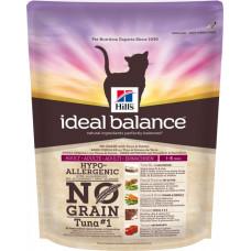 Hill's Ideal Balance Feline Adult No Grain Tuna & Potato