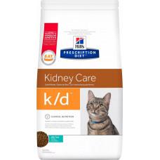 Hill's Prescription Diet Feline Kidney Care k/d Tuna
