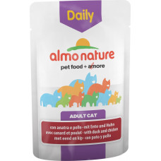 Almo Nature Adult Cat Daily Menu Chicken & Duck 70 г