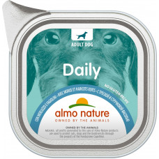 Almo Nature Dog Daily Menu - Cod and Green Beans