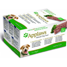 Applaws Dog Multipack Pate Country Selection