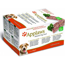 Applaws Dog Multipack Pate Fresh Selection