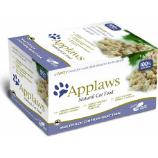 Applaws Cat Multipack Chicken Selection