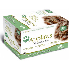 Applaws Cat Multipack Fish Selection