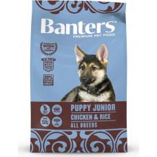 Banters Puppy Junior Chicken & Rice