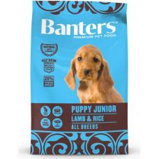 Banters Puppy Junior Lamb & Rice
