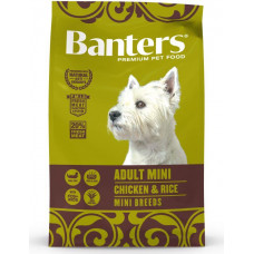 Banters Dog Adult Mini Chicken & Rice