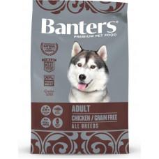 Banters Dog Adult Chicken / Grain Free