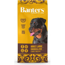 Banters Dog Adult Large Chicken & Rice