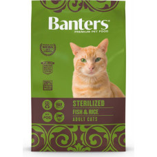 Banters Cat Sterilized Fish & Rice