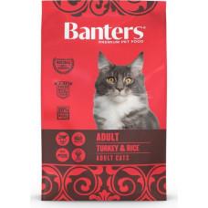 Banters Cat Adult Turkey & Rice