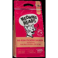 Meowing Heads So-fish-ticated Salmon / Фиш-гурман