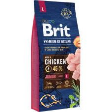 Brit Premium by Nature Junior L (Large)