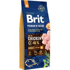 Brit Premium by Nature Adult M (Medium)