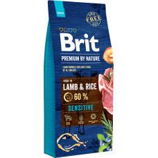 Brit Premium by Nature Sensitive Lamb & Rice