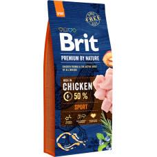 Brit Premium by Nature Sport