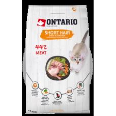 Ontario Adult Short Hair Duck & Chicken