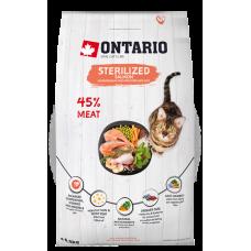 Ontario Adult Sterilized Salmon