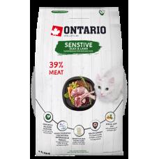 Ontario Adult Sensitive Duck & Lamb