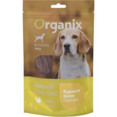 Organix Adult Dog Chicken Fillet / Shredding 100 г