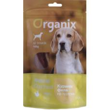 Organix Adult Dog Chicken Fillet / Bleached Twist Stick 100 г