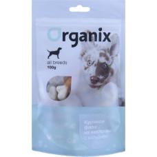 Organix Adult Dog Chicken Fillet / Calcium Twisted 100 г