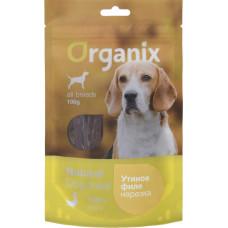 Organix Adult Dog Duck Fillet / Shredding 100 г