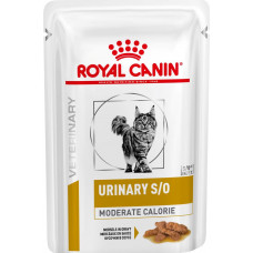 Royal Canin Urinary S/O Moderate Calorie Cat (в соусе)