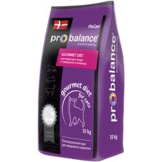 ProBalance Cat Gourmet Diet Adult Beef & Lamb
