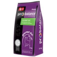 ProBalance Cat Gourmet Diet Adult Beef & Rabbit