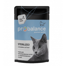 ProBalance Cat Sterillized Pouch