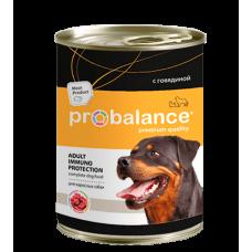 ProBalance Dog Immuno Protection Adult Beef Can