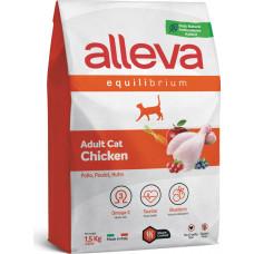 Alleva Equilibrium Adult Cat Chicken