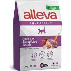 Alleva Equilibrium Adult Cat Sensitive Duck