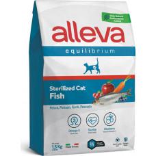 Alleva Equilibrium Adult Cat Sterilized Fish
