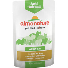Almo Nature Adult Cat Anti Hairball Chicken