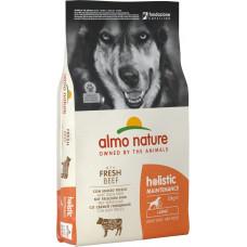 Almo Nature Adult Dog Holistic Large Fresh Beef