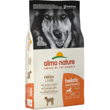 Almo Nature Adult Dog Holistic Large Fresh Lamb