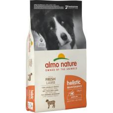 Almo Nature Adult Dog Holistic Medium Fresh Lamb