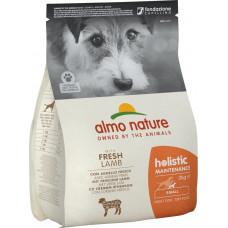 Almo Nature Adult Dog Holistic Small Fresh Lamb