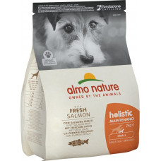 Almo Nature Adult Dog Holistic Small Fresh Salmon
