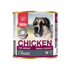 Blitz Classic All Breeds Курица с овсянкой