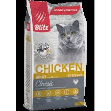 Blitz Classic Adult Cats Chicken