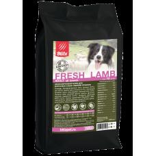 Blitz Holistic Adult Dogs Fresh Lamb All Breeds Low Grain
