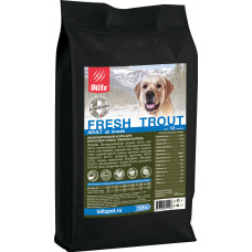 Blitz Holistic Adult Dogs Fresh Trout All Breeds Low Grain