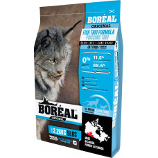 Boreal Original Cat Fish Trio Formula